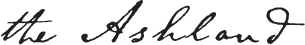Ashland Property Management Logo